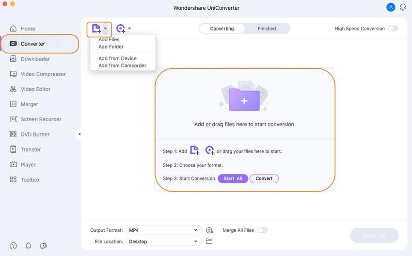 iflicks alternative - Wondershare UniConverter (originally Wondershare Video Converter Ultimate)
