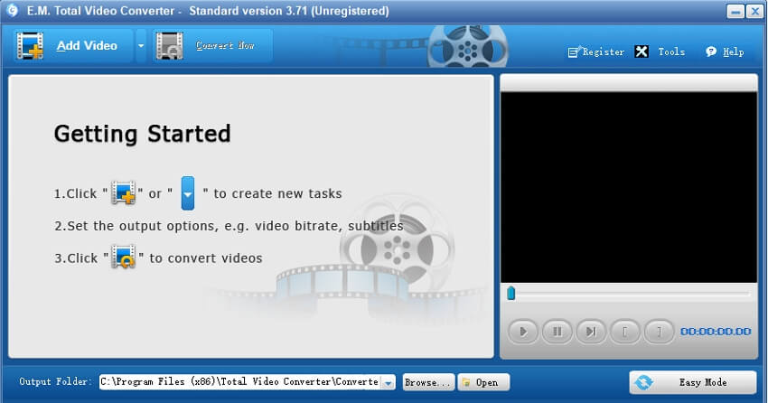 EffectMatrix Total Video Converter