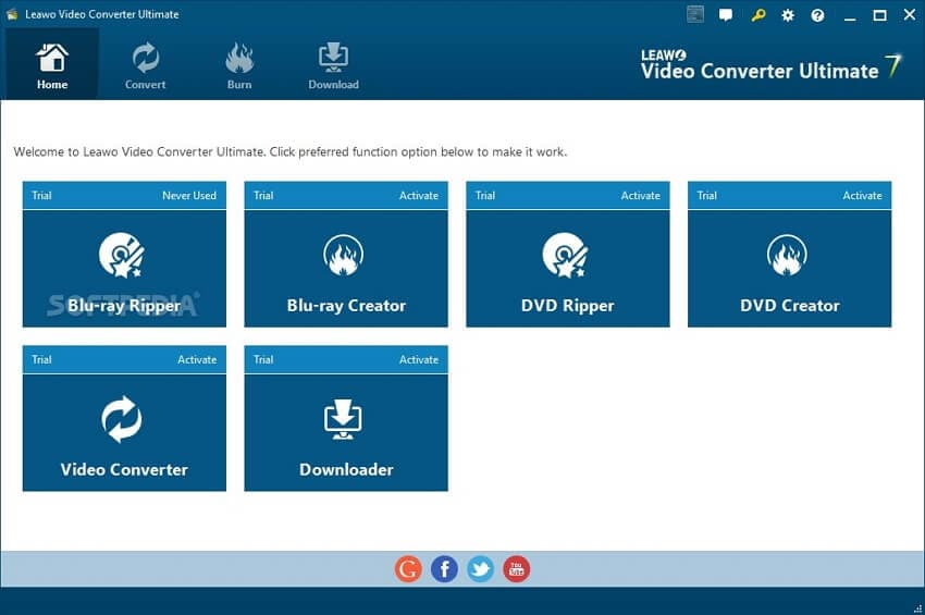 Leawo Total Video Converter