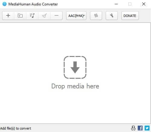 Convert FLAC to WAV with Mediahuman Audio Converter