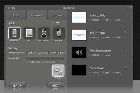 Converterlite Free AMR to MP3 Converter