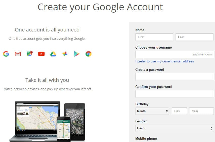 Upload MP4 to YouTube - Log in to YouTube