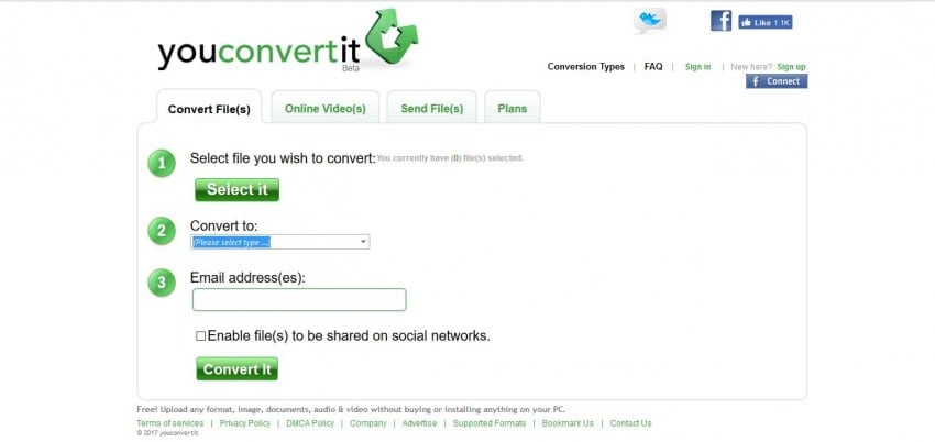 MOV to MP4 Converter Online - Youconverterit