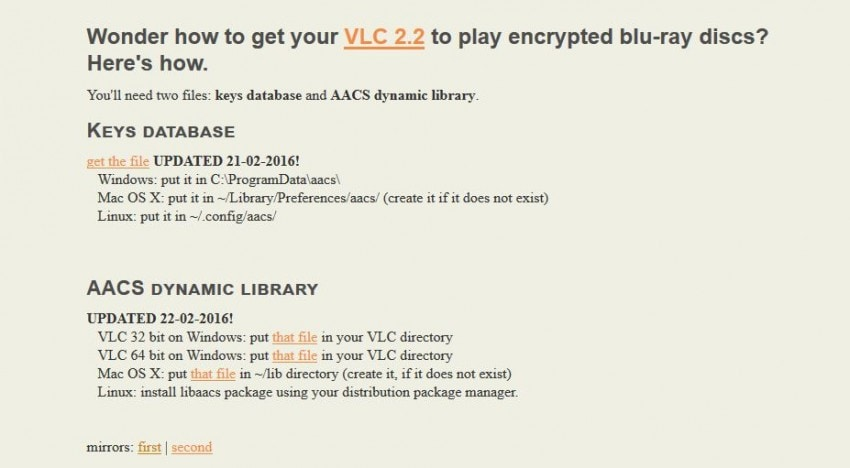 download vlc for mac