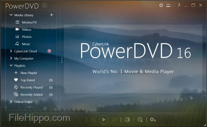 PowerDVD 16 Ultra