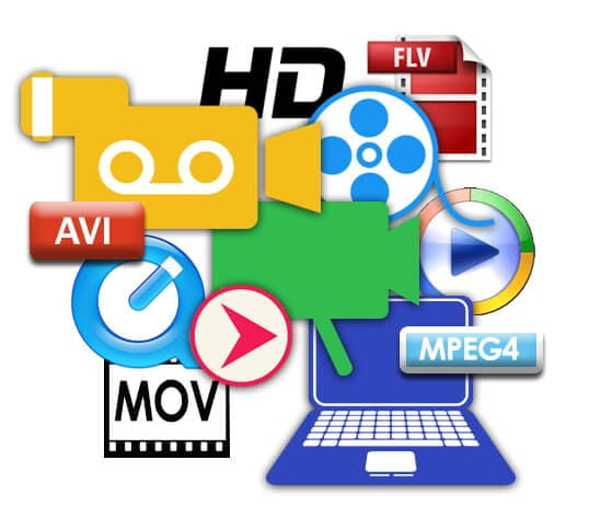 Camera Video File Formats