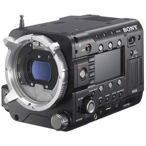 Sony PMW-F55 - Best 4K camcorder in 2017