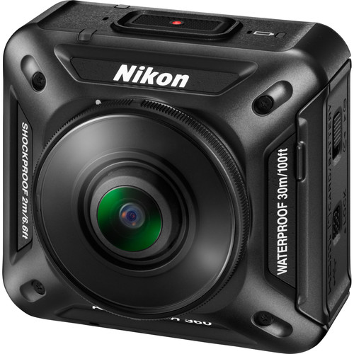 Nikon KeyMission 360 - Best 4K camcorder in 2017