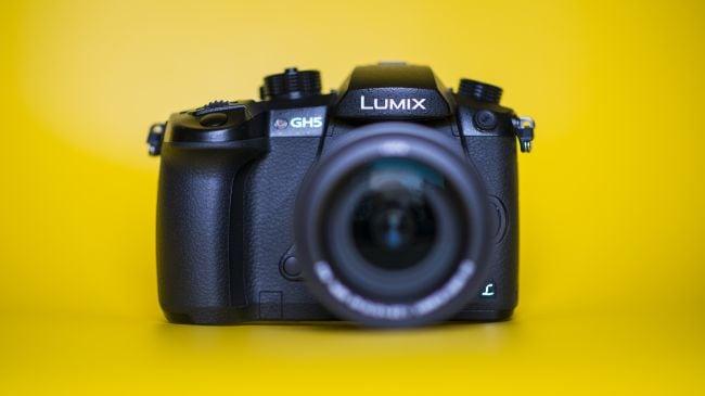 Panasonic Lumix GH5 - 10 most popular Panasonic camears