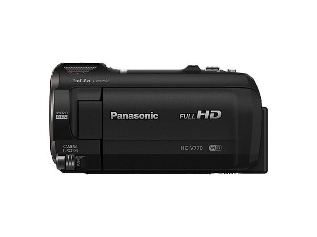 Panasonic HC-V770 - 10 most popular Panasonic cameras