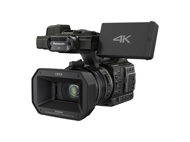 Panasonic HC-X1000 - 10 most popular Panasonic cameras