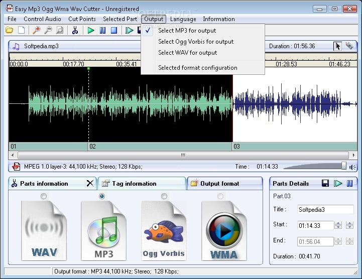 free online MP3 cutters