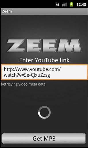 youtube to mp3 converter-zeem