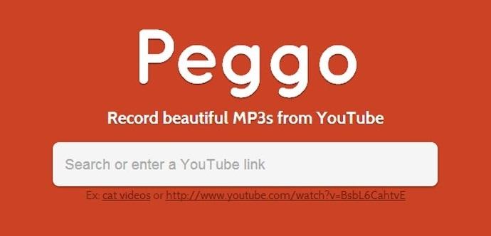youtube to mp3 converter-peggo