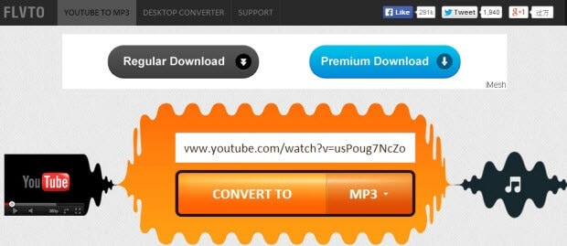 online youtube to mp3 downloader
