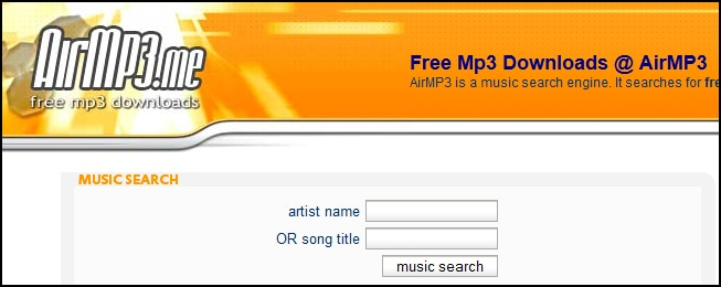 top mp3 sites