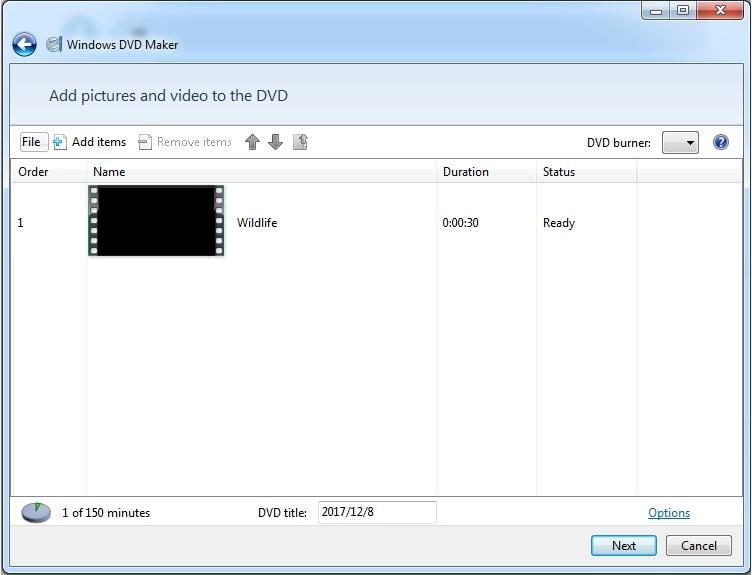add or remove files