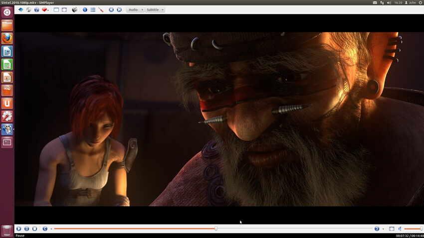 VLC Player de DVD gratuito alternativo SMPlayer