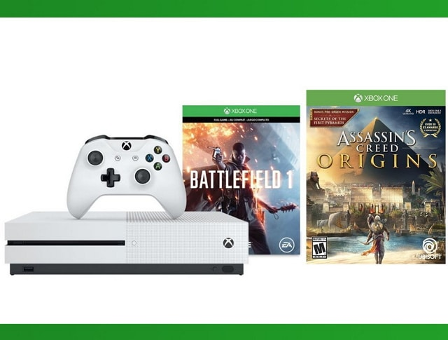 Xbox One S 500 GB Battlefield 1 Console