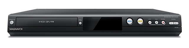 Magnavox MDR865H HD DVR/DVD Recorder