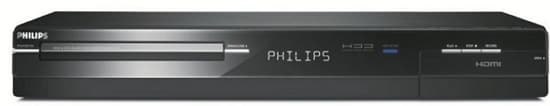 Philips DVDR3576H DVD Recorder