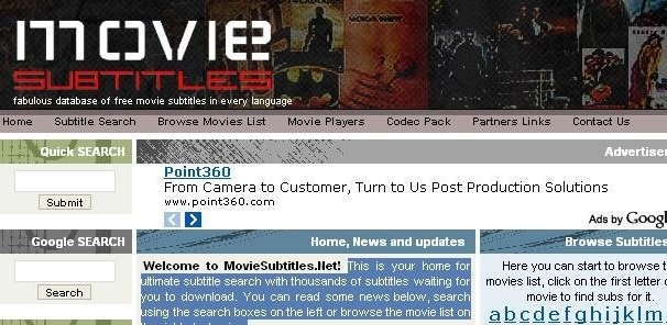 subtitles free download-movie subtitles