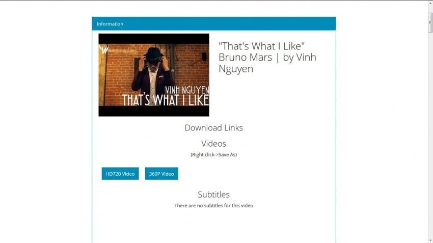 download video subtitle