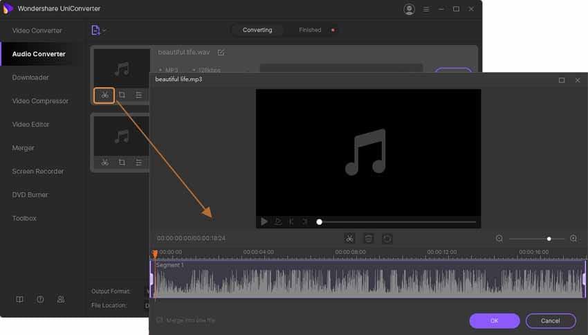 edit audio files