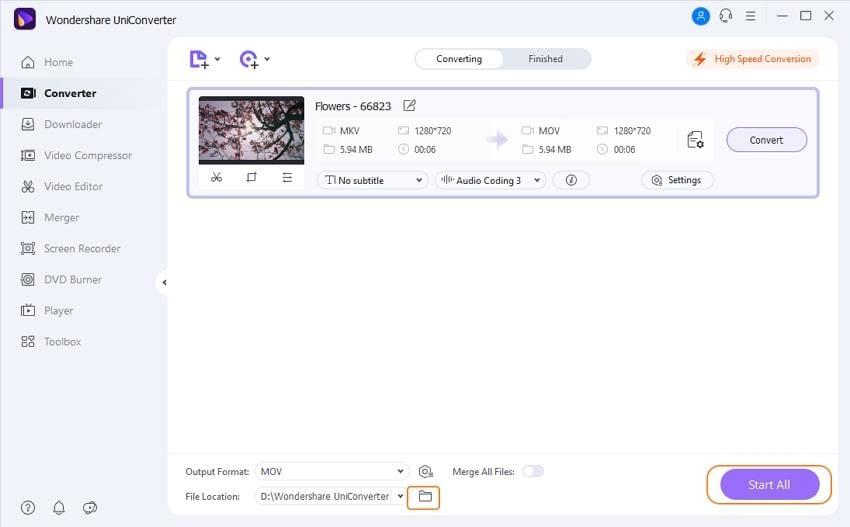 Video konvertieren