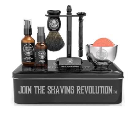 Luxury Shaving Kit