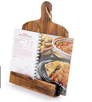 Recipe book and stand