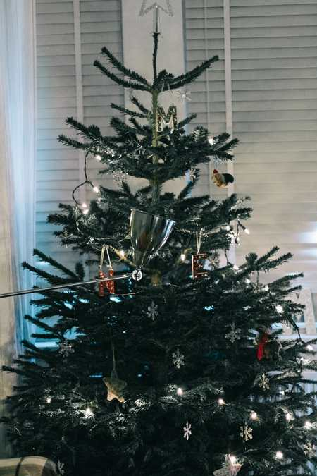 Travellers Christmas Tree
