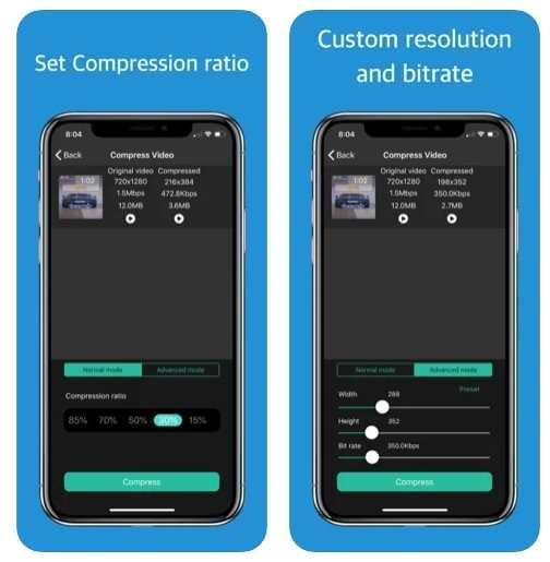 free video compression App - Video Compressor – Save Space