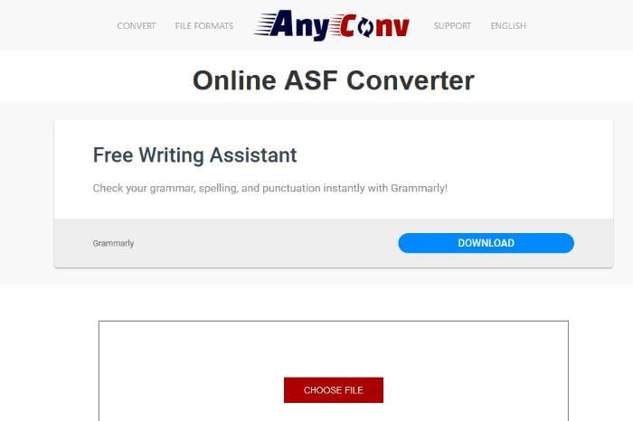 asf converter free