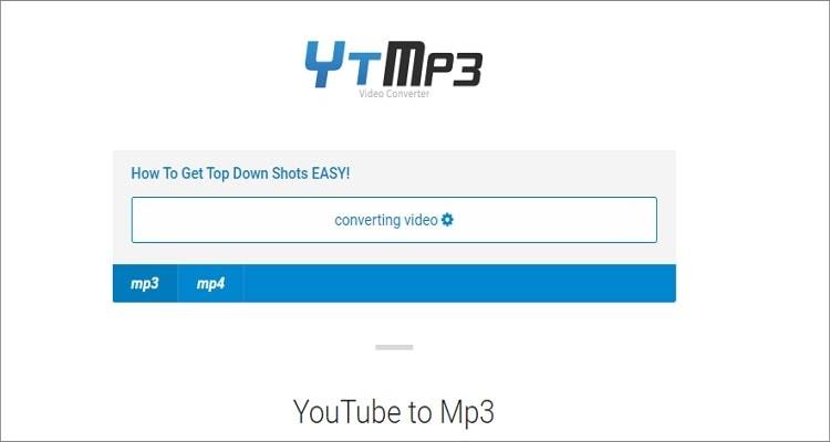 Google MP3 Online Converter - YTMP3