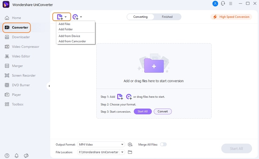 add m2ts videos for playback