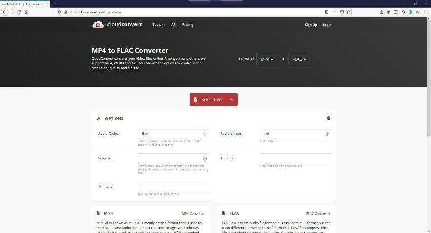 OGG Music Online Converter - CloudConvert