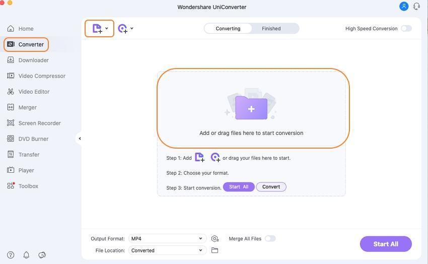 import mov files to iMovie converter