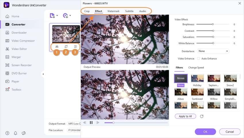 convert wtv to mkv - edit videos