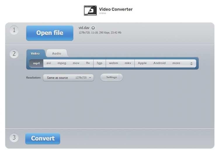 Convert-Video-Online