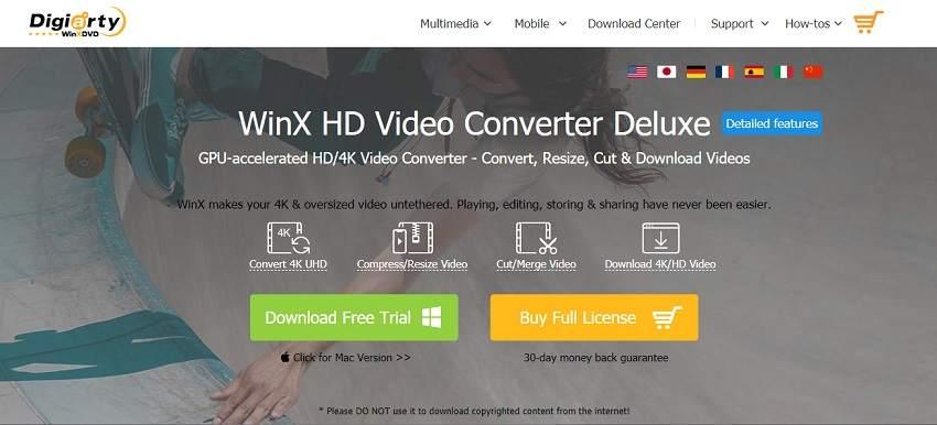 winx whatsapp video converter