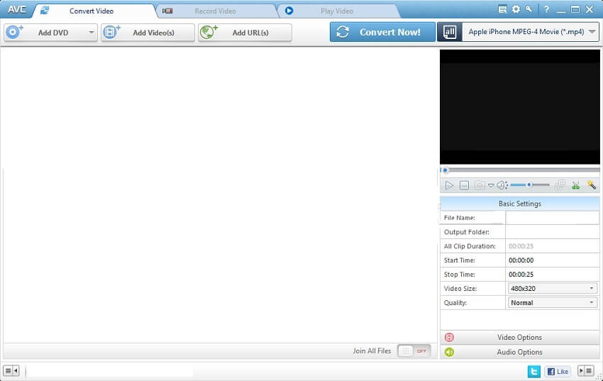 Anvsoft DivX Video Converter