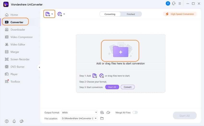 Add DivX to UniConverter