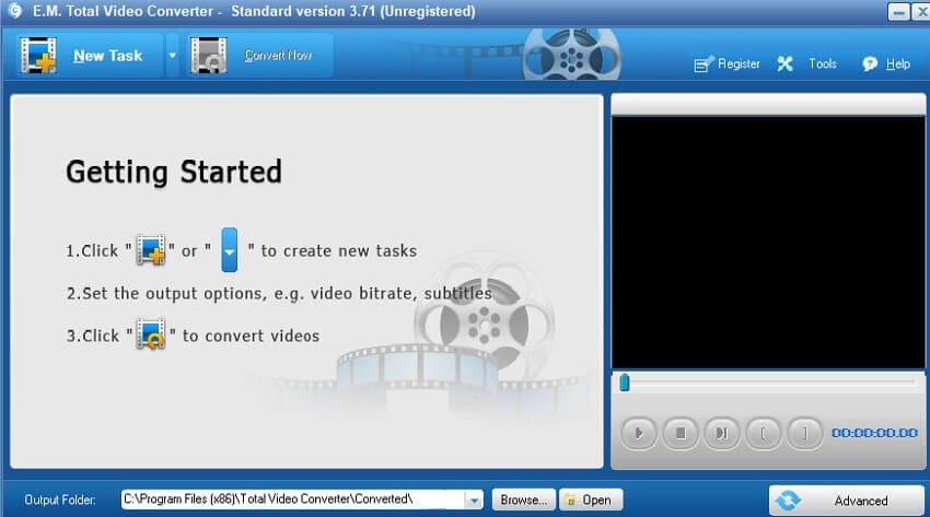 EM Total Video Converter