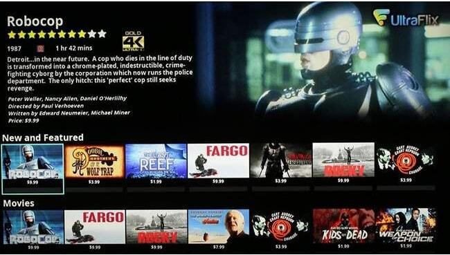 4k movie sites - UltraFlix