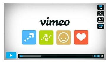 4k movie sites - Vimeo