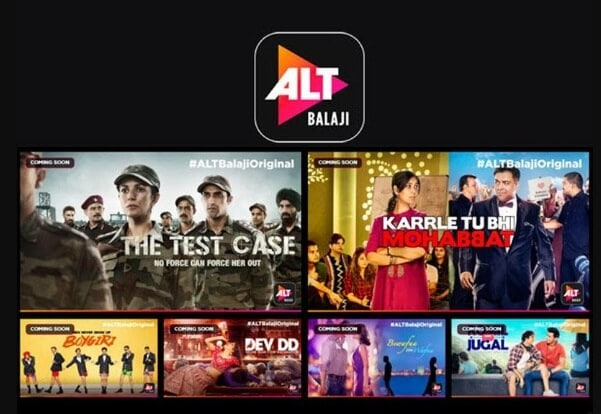 Tamil Movies sites - ALTBalaji