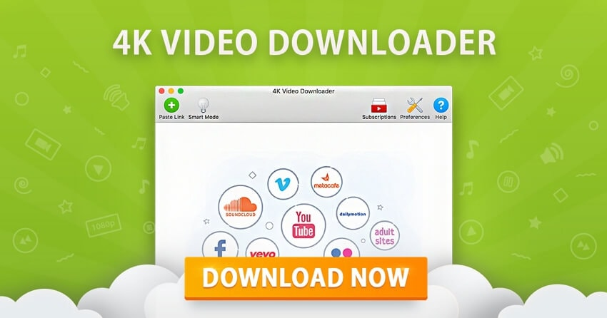 4K Sample Videos downloader - Gihosoft TubeGet