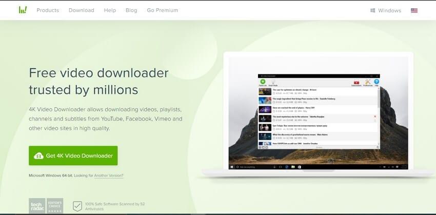 4k video downloader - 4K Video Downloader