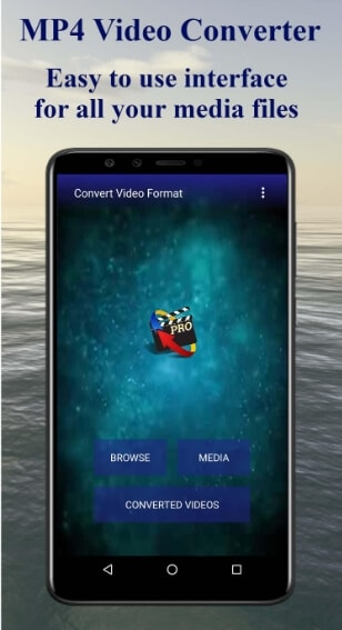 video to mp4 hd converter apk - MP4 Video Converter